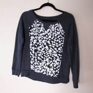 Forenza Abstract Sweater!